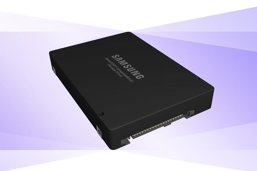 Samsung annonce son «SSD intelligent», avec un processeur interne pour compresser les données, il stocke 12 To dans un espace de 4 To