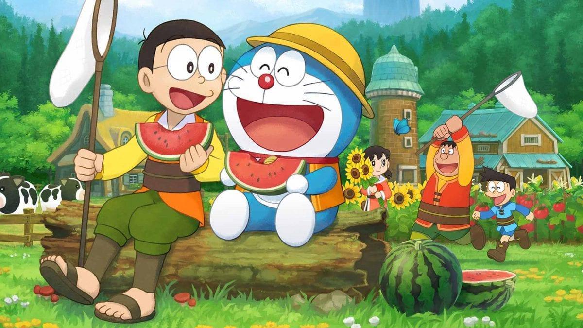 Un Nouveau Film `` Doraemon '' Arrive En Mars 2021