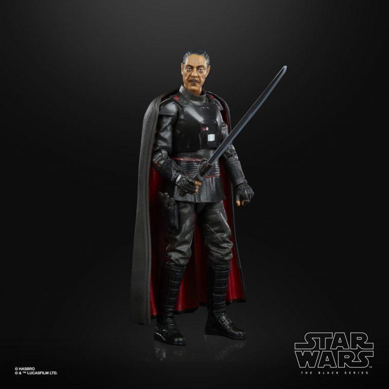 Les Nouvelles Figurines De La Série Noire Star Wars Apportent
