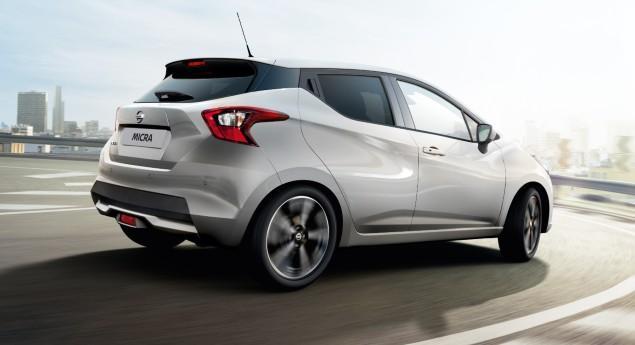 Nissan. Micra Reçoit Un Restyling (doux) Et Deux Nouvelles Versions