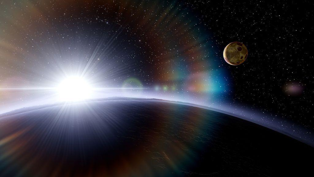 Et Si La Terre Partageait Son Orbite Avec Une Autre