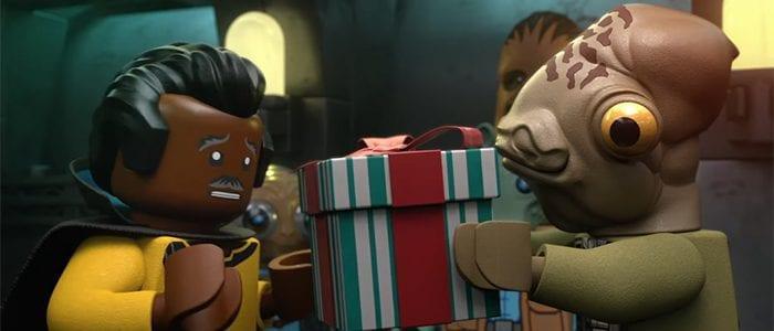 Le Lego Star Wars Holiday Special Rassemble La Saga D'une