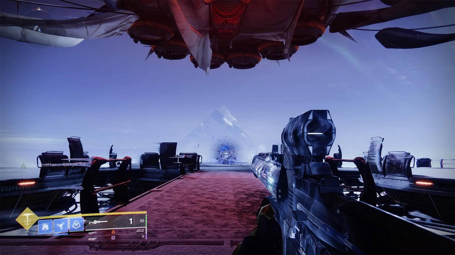 Destiny 2 Kidris Hunt