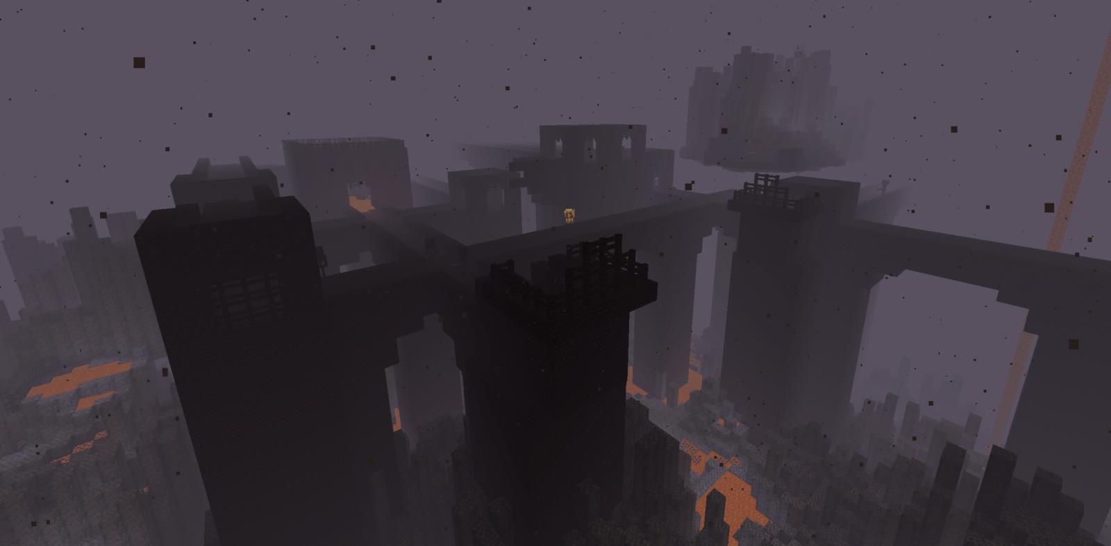 Où Trouver Des Flammes Dans Minecraft