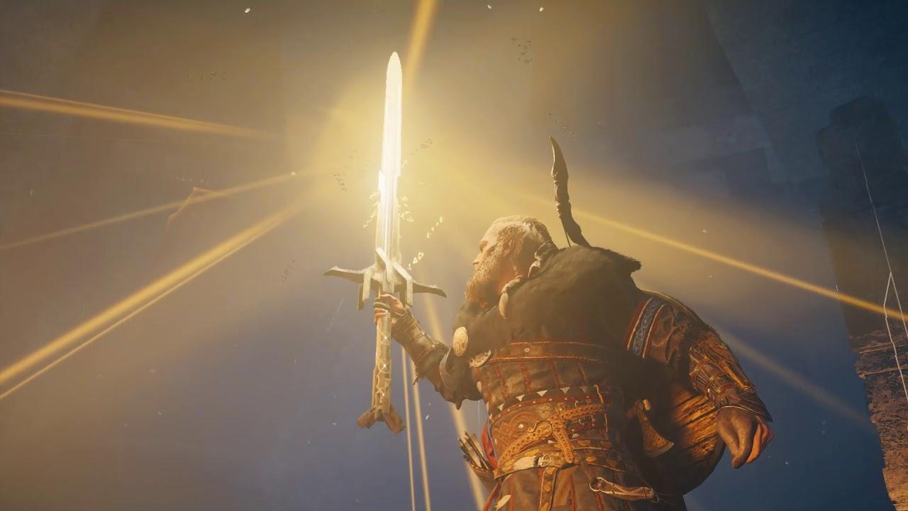 Assassin's Creed Valhalla: Solution: Obtenez Excalibur, C'est Comme ça Que