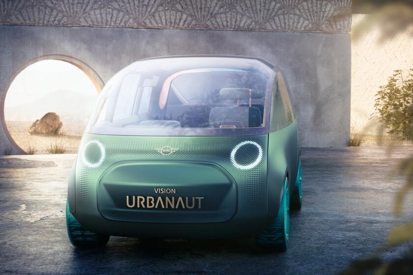 MINI Vision Urbanaut: le nouveau concept MINI est une fourgonnette où la détente semble plus importante que la conduite