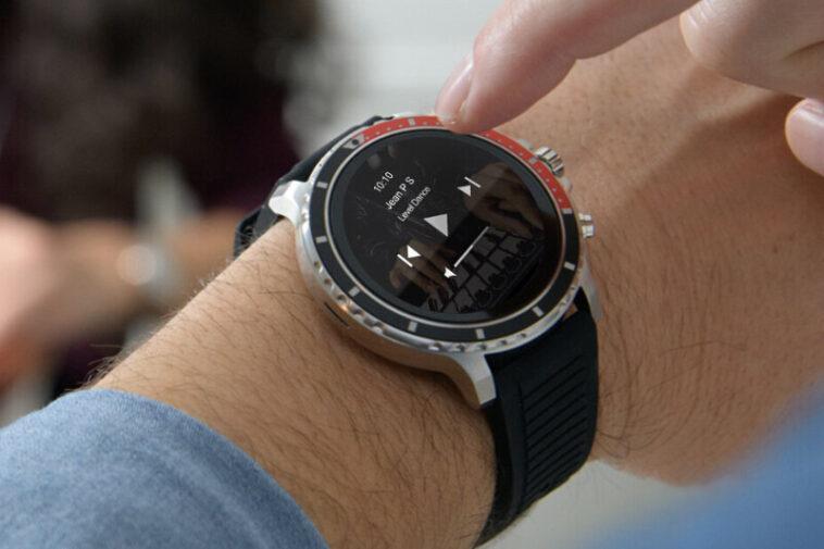 Citizen CZ Smart: Wear OS et Snapdragon Wear 3100 pour la première smartwatch de l'entreprise