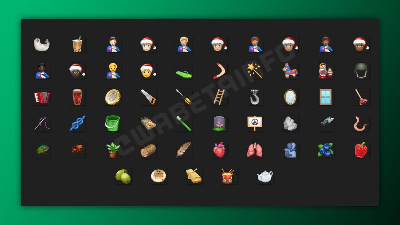 De Nouveaux Emojis Arrivent Sur Whatsapp Pour Android