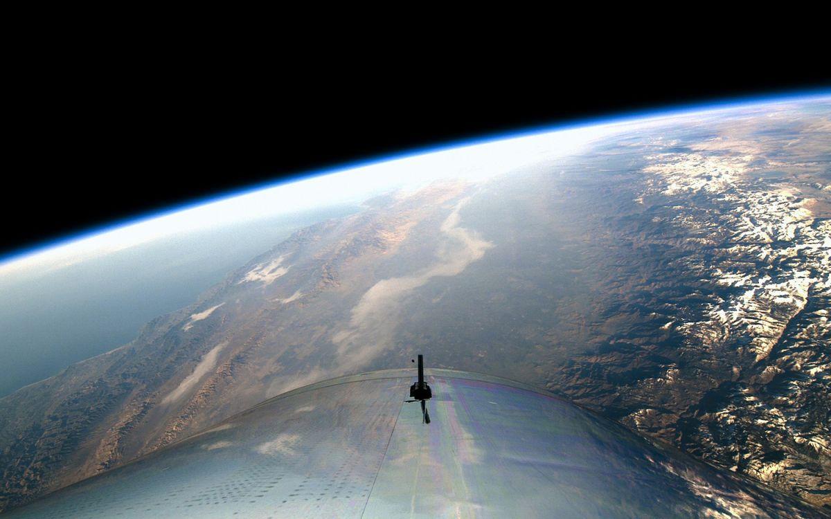 Virgin Galactic Retarde Le Lancement Du Test Spaceshiptwo En Raison