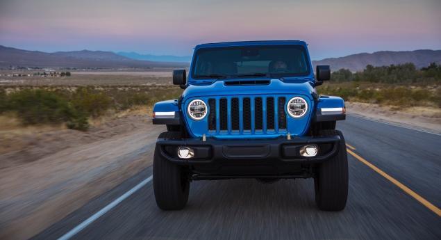 Jeep. Le Nouveau Rubicon 392 Est Le Wrangler Le Plus