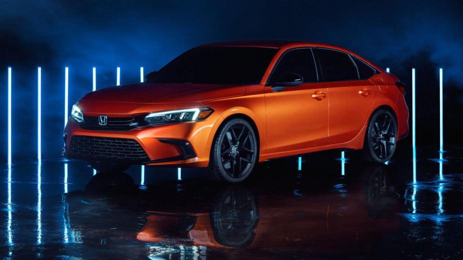 Honda Civic Prototype: La Prochaine Génération De La Civic Ressemblera