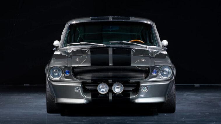 Va T Il «disparaître En 60 Secondes»? Une Des Mustang «eleanor» Originales