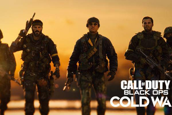 """call Of Duty: Guerre Froide Black Ops"" A La Meilleure"