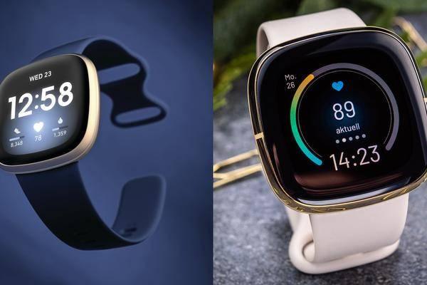 Fitbit Versa 3 C. Fitbit Sense: Petites Mais Subtiles Différences