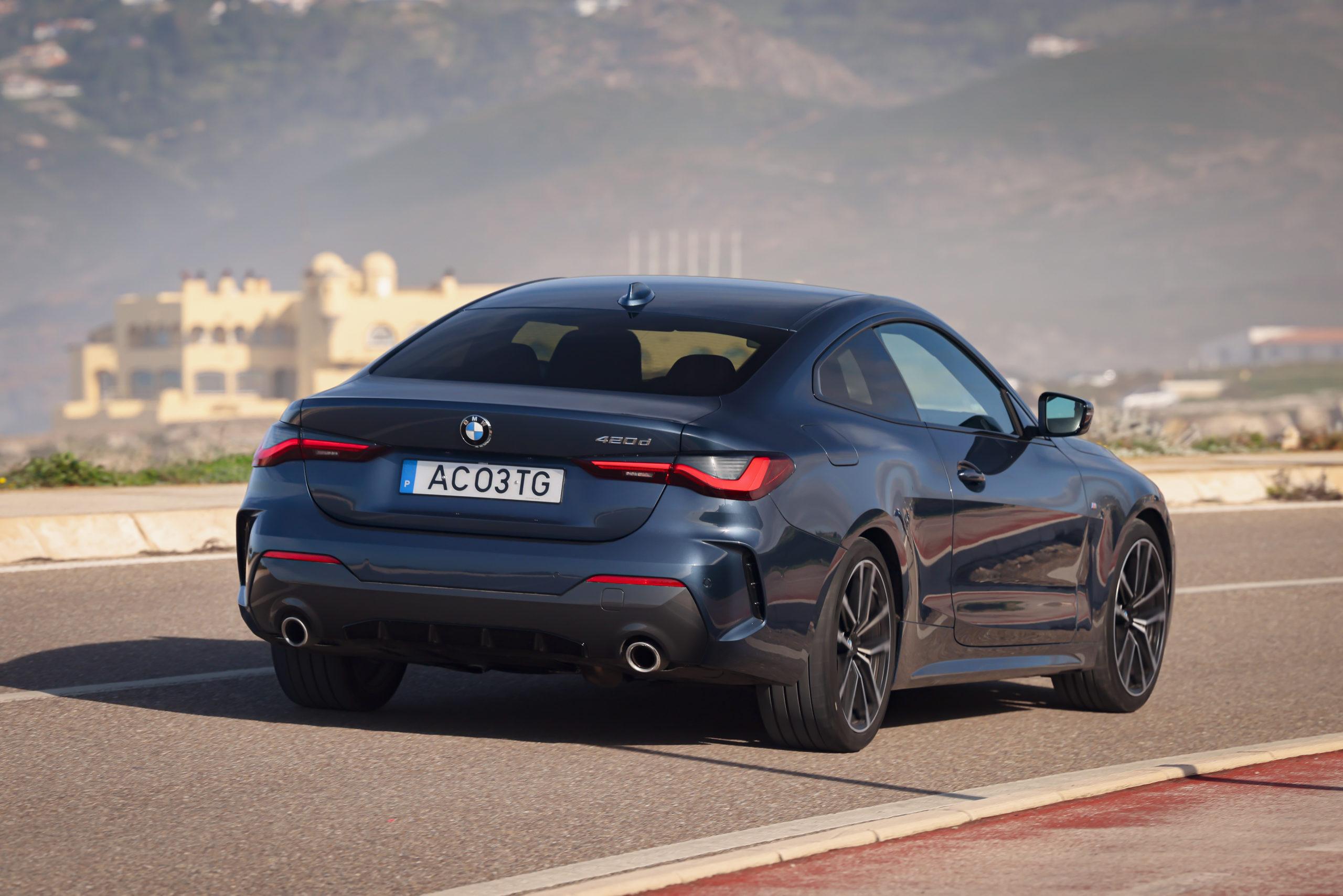 Coupé BMW 420d