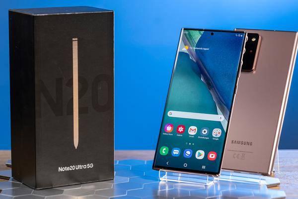 Le Galaxy Note 20 était Probablement Le Dernier Galaxy Note