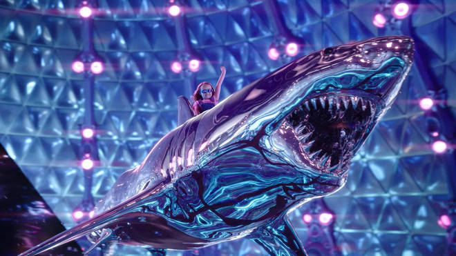 Vivien Lyra Blair comme fille de Sharkboy et Lavagirl dans We Can Be Heroes