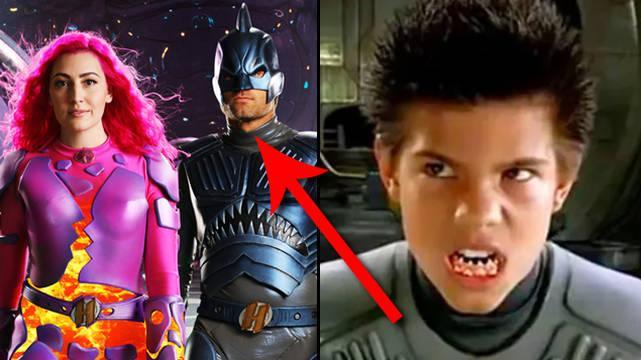 Taylor Lautner Ne Revient Pas En Tant Que Sharkboy Dans