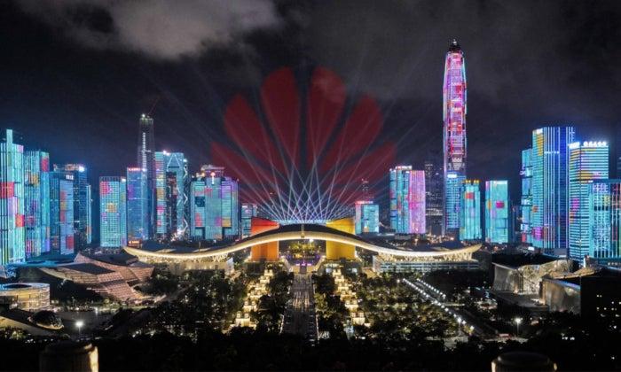 Shenzhen, le port d'attache de Huawei