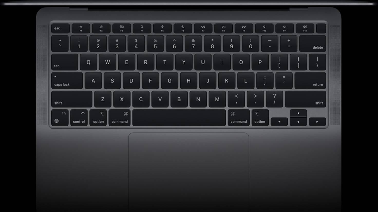 clavier-magique-apple-macbook-air-m1