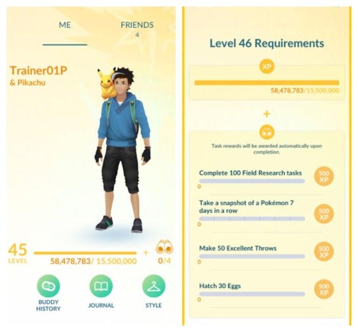 niveau supérieur 40 pokemon aller (1)