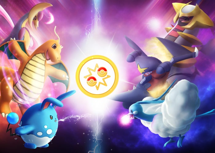 pokemon aller League Fighting GO