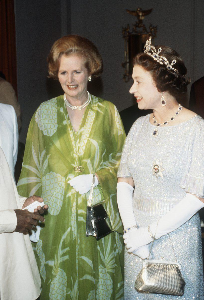 La reine Elizabeth II et Margaret Thatcher se rendent en Zambie pour la conférence du Commonwealth en 1979