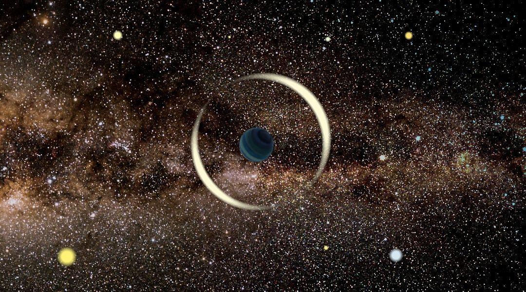 Planètes Voyous: Chasser Les Mondes Les Plus Mystérieux De La