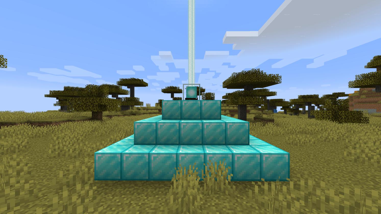 Comment Créer Et Utiliser Une Balise Dans Minecraft