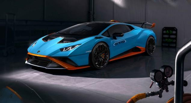 Huracán Sto. La Lamborghini Super Trofeo… Qui Peut également être