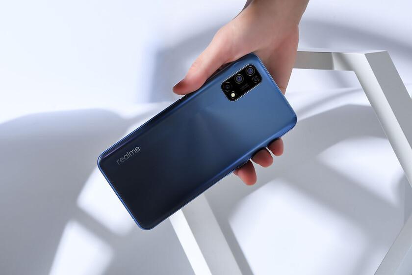 Realme 7 5G: un fléau vers le milieu de gamme avec la 5G pour moins de 300 euros et un écran 120 Hz