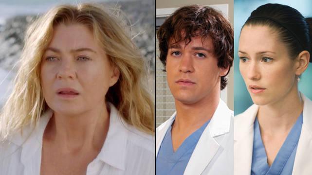 Les Producteurs De Grey's Anatomy Taquinent Plus De Retours Surprise