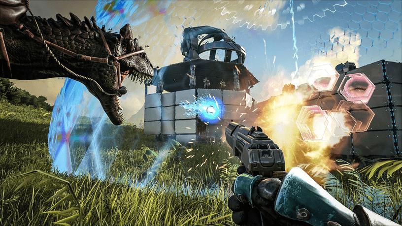 Meilleurs Mods Pour Ark: Survival Evolved