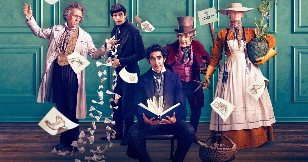 L'histoire Personnelle De David Copperfield Le Réalisateur Explique Comment Créer