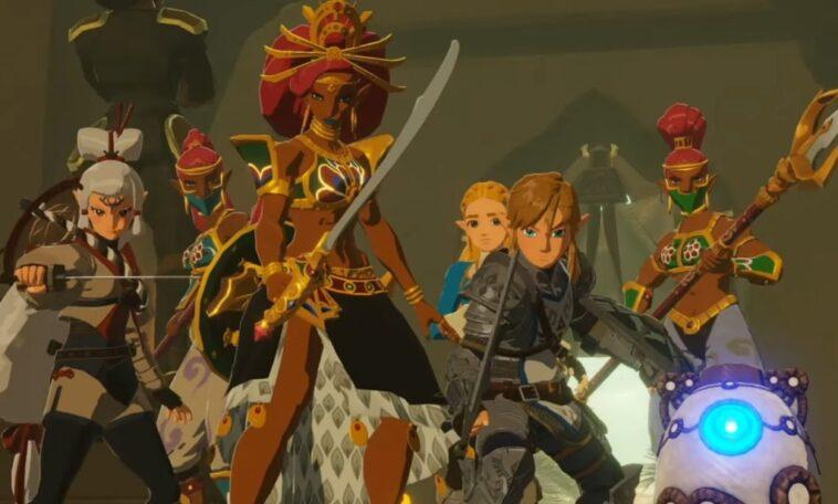Hyrule Warriors: Age Of Calamity Bêtes Divines