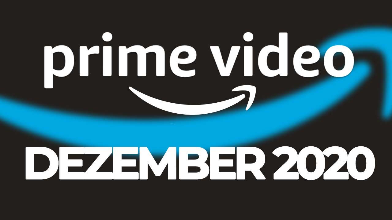 Amazon Prime Video En Décembre 2020: Les Nouvelles Séries Et