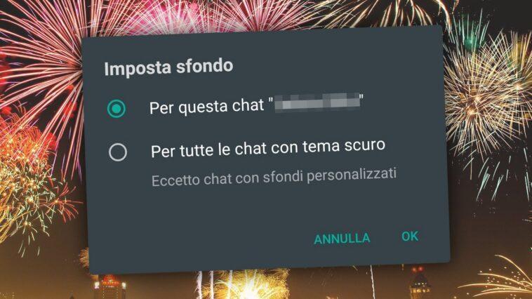 Maintenant Sur Whatsapp, Vous Pouvez Personnaliser Chaque Discussion Avec Des