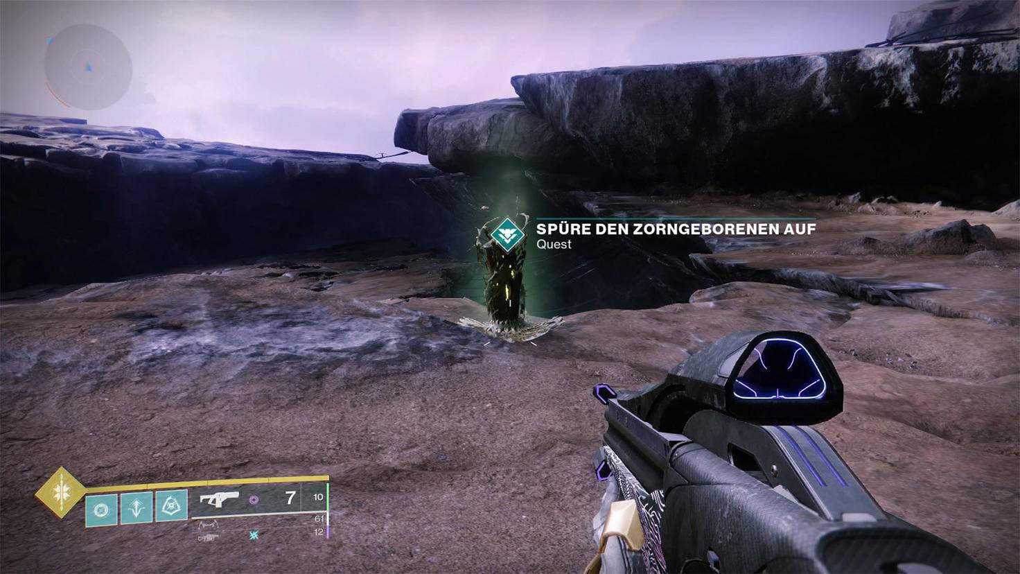 Destiny 2 Wrathborn Hunt