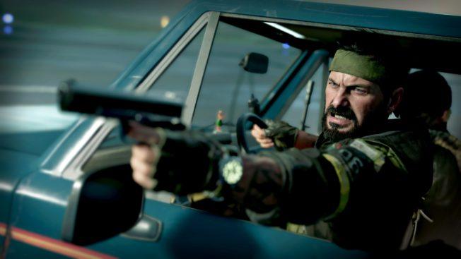 Bande-annonce de la guerre froide de Call of Duty Black Ops