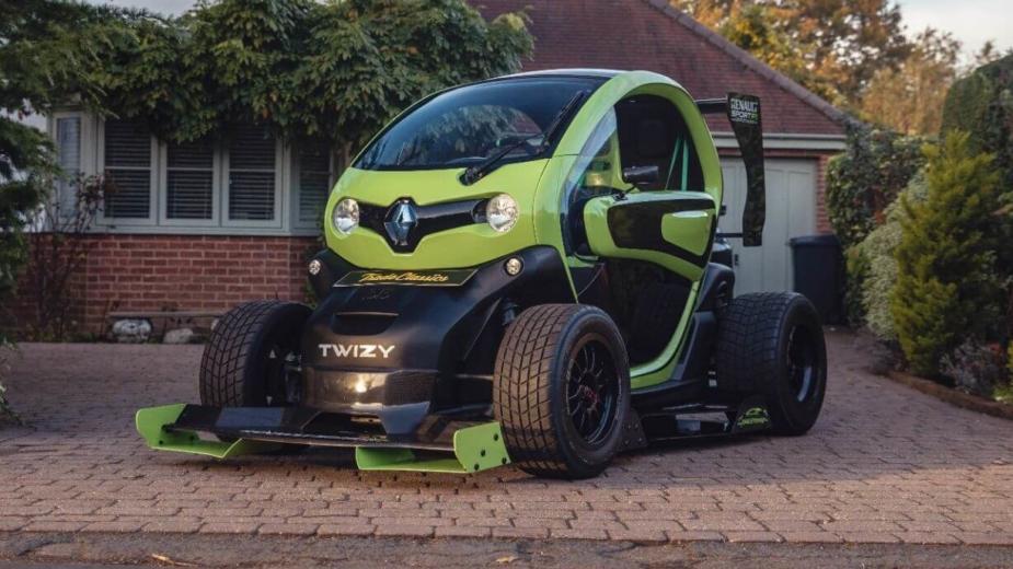 S'il Y Avait Eu Une Renault Twizy Rs, Serait Ce Comme