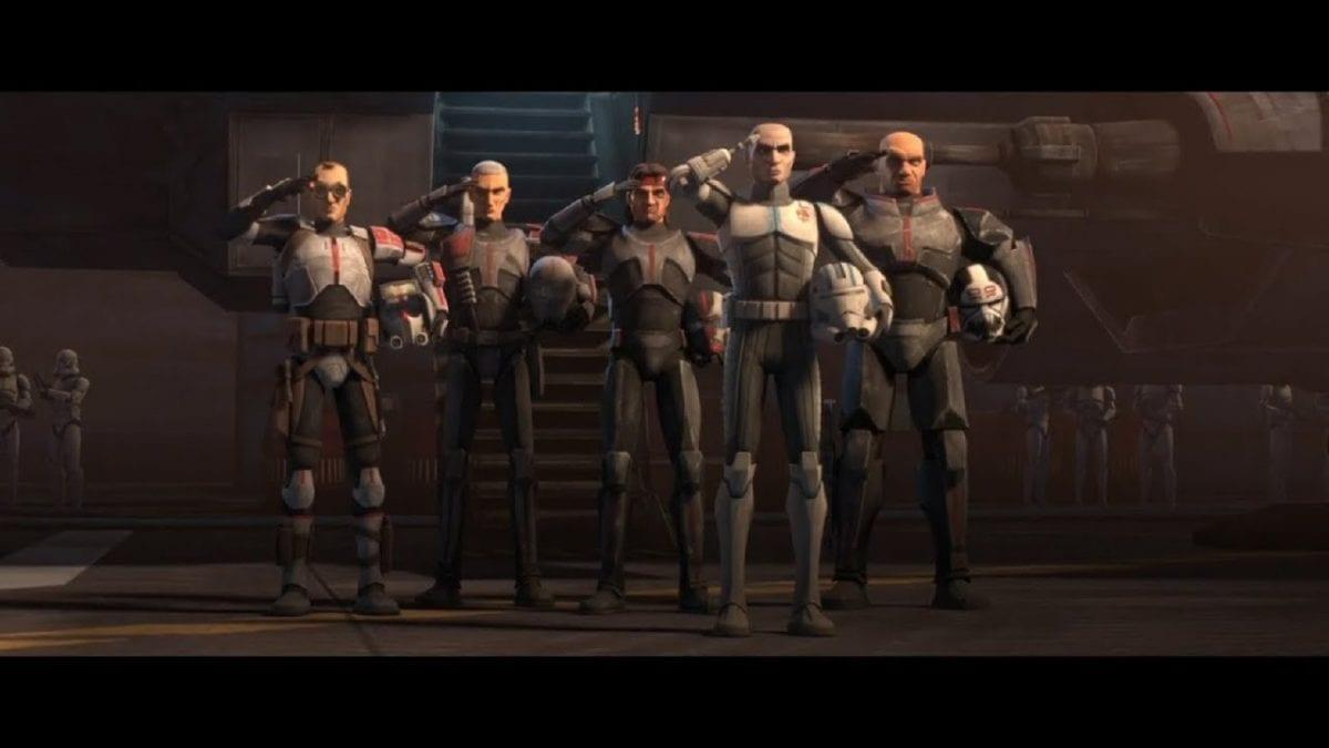 Star Wars: The Bad Batch Inclura Un Visage Familier (exclusif)