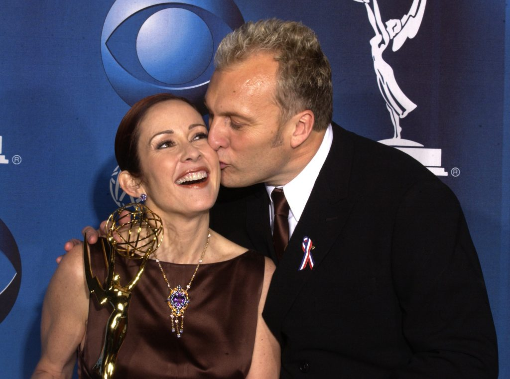 Patricia Heaton et David Hunt