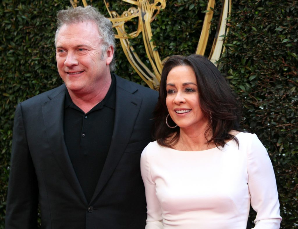 David Hunt et Patricia Heaton