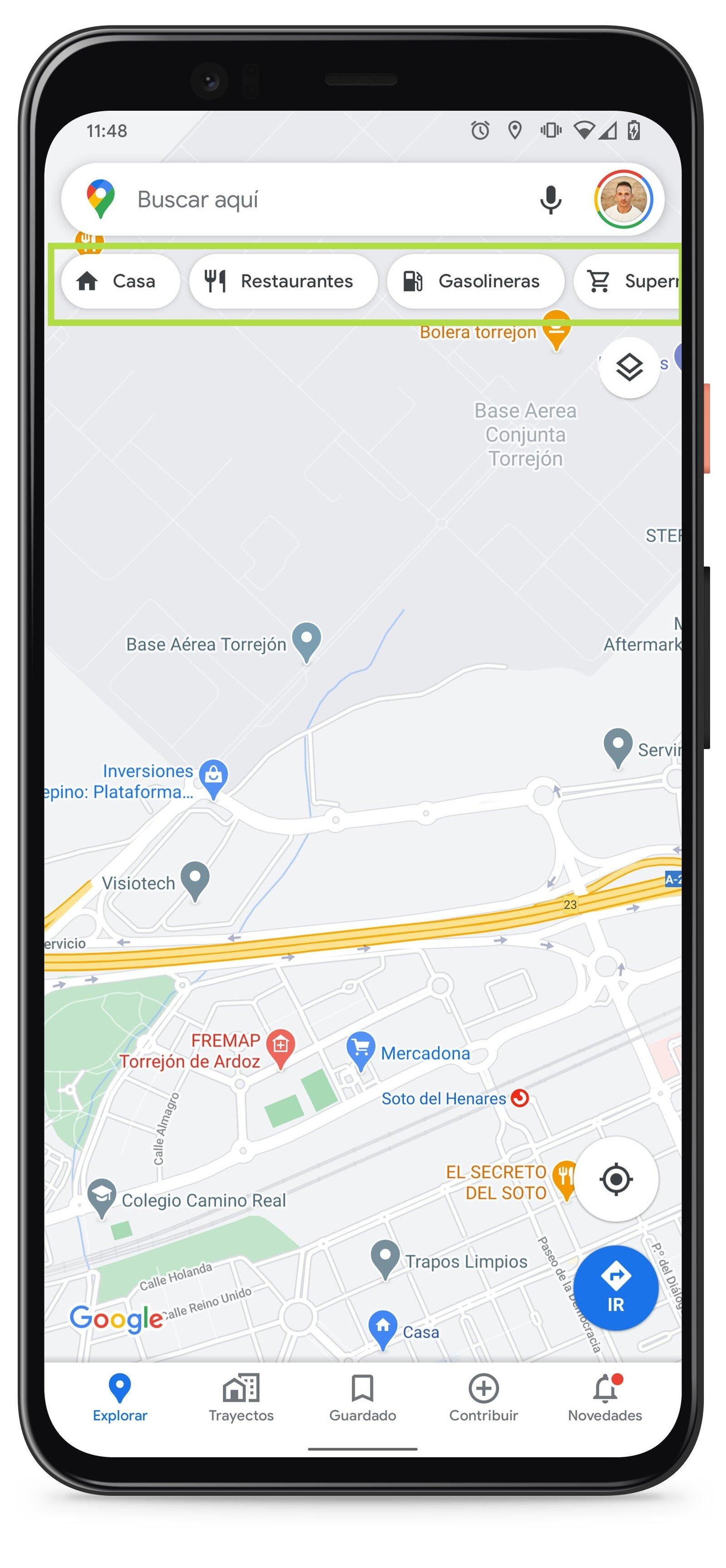 Astuce: comment utiliser Google Maps pour trouver des lieux de livraison et de livraison