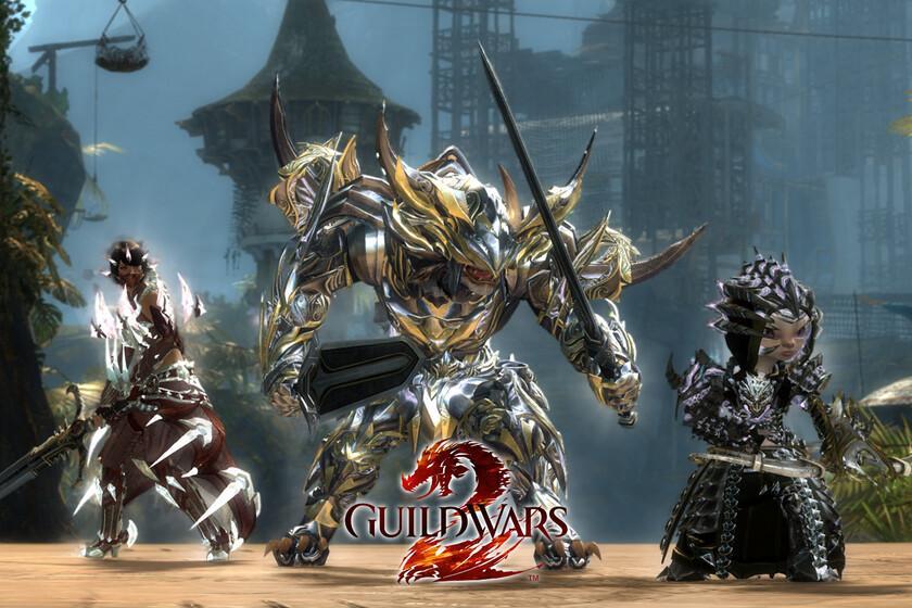 À la recherche d'une alternative à `` World of Warcraft '', je suis arrivé à `` Guild Wars 2 '': il s'avère que j'étais accro