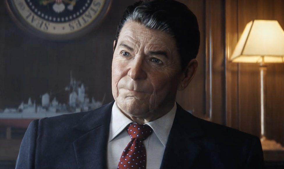 Ronald Reagan était Tout Sauf Le Leader Impeccable Décrit Dans
