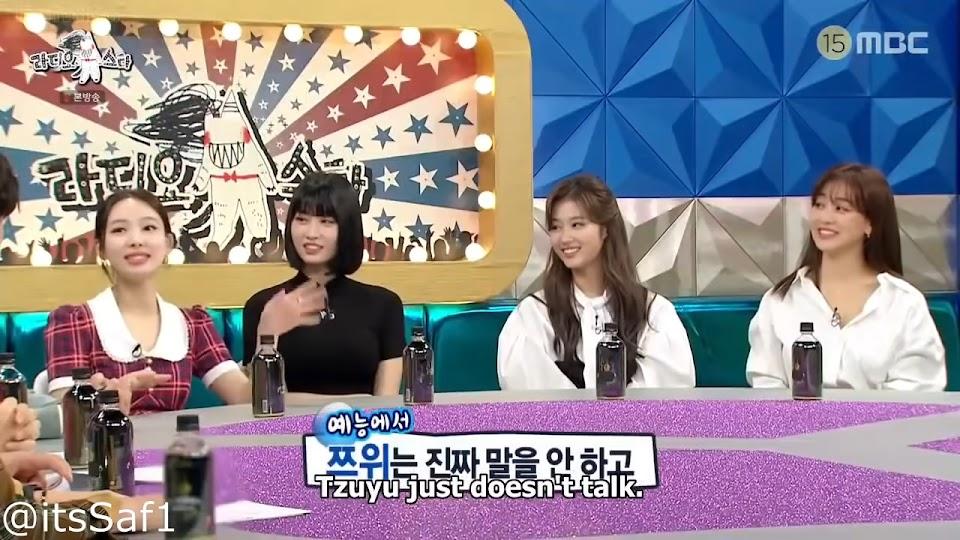 3 fois la star de la radio Nayeon