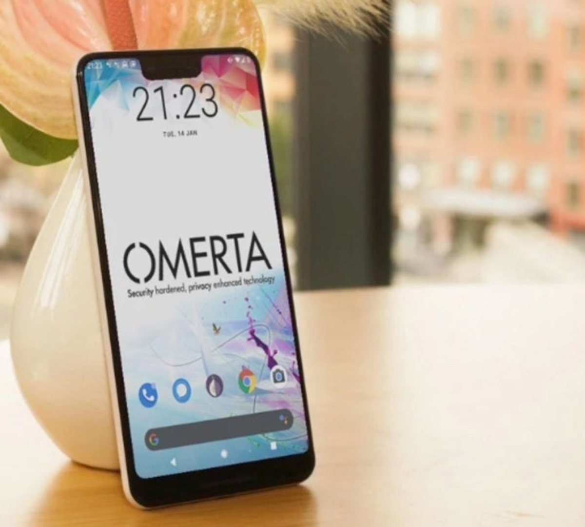 Smartphone Omerta