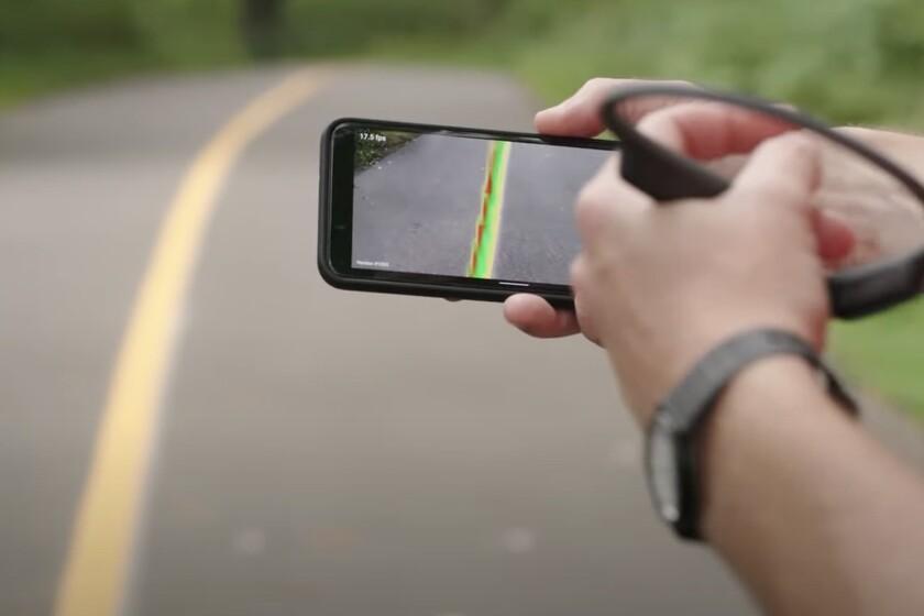 Cette IA Google permet aux personnes malvoyantes de courir avec juste l'aide d'un smartphone