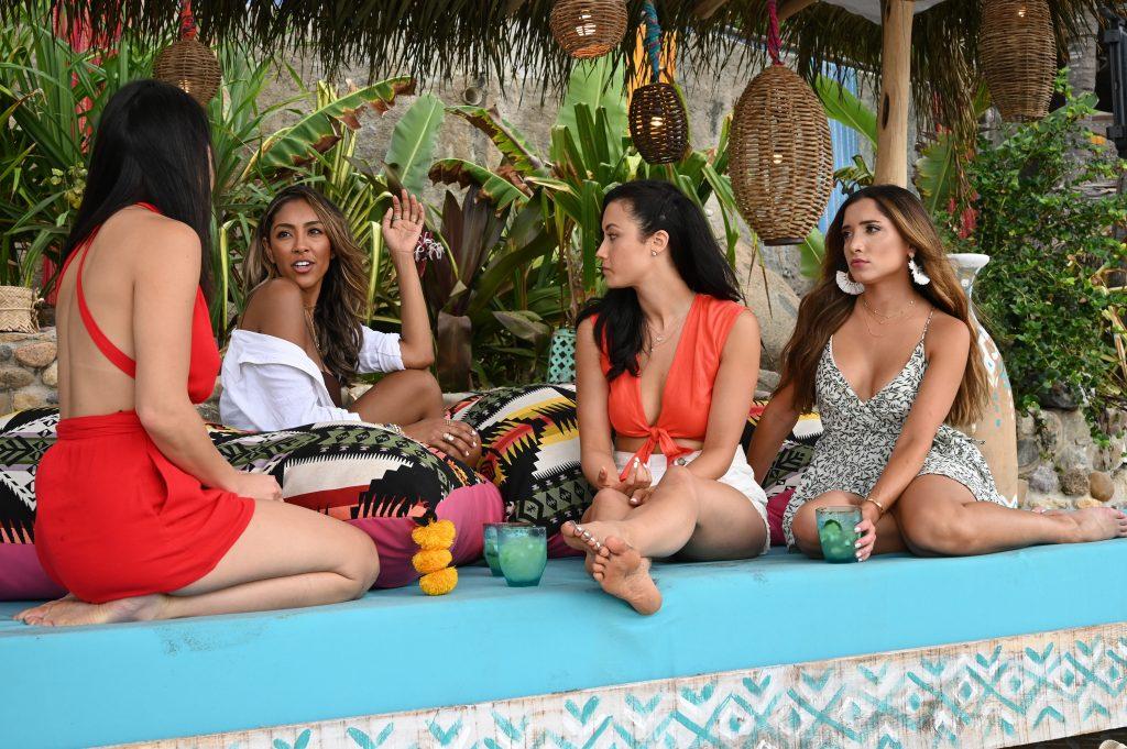 'Bachelor in Paradise' Saison 6 avec Tayshia Adams, Sydney Lotuaco et Nicole Lopez-Alvar